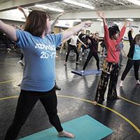 Yoga for Teachers, Educators, & Scholars